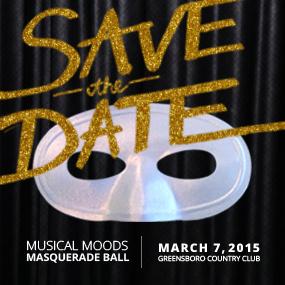 Musical Moods Masquerade Ball