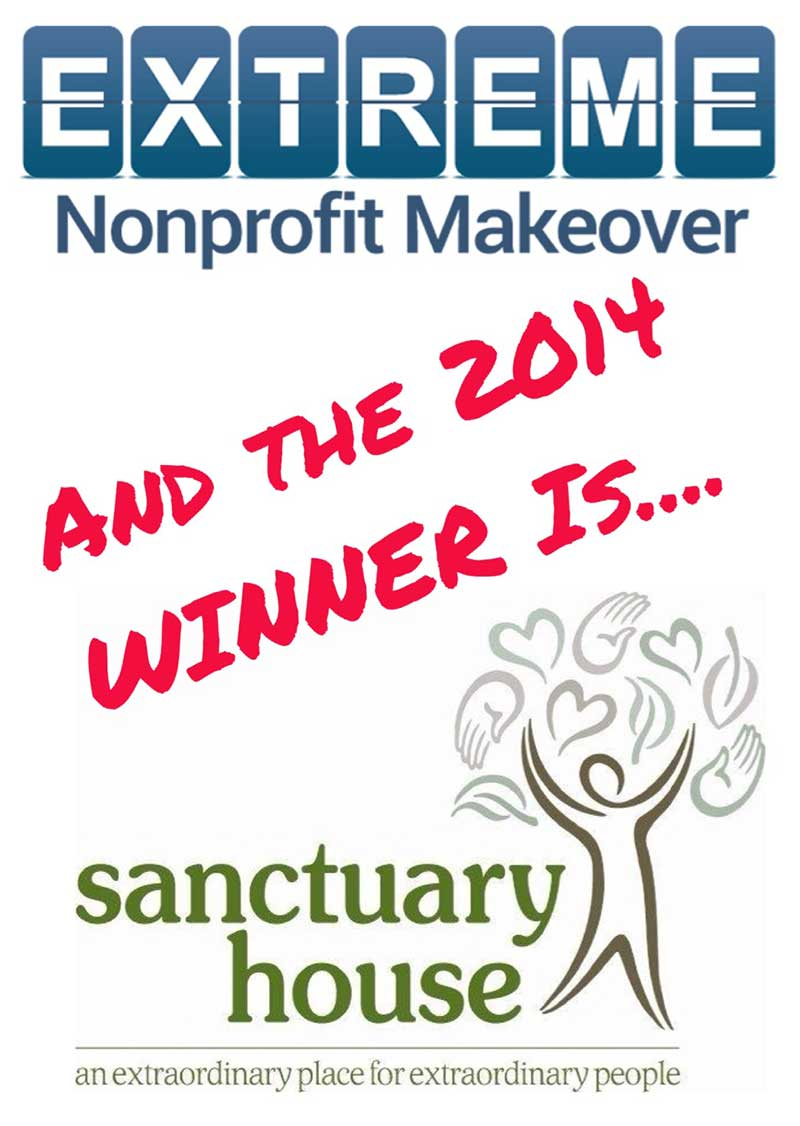 TechTriad Extreme Nonprofit Makeover 2014 Winner